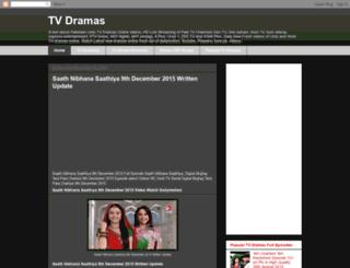tvdramas5.blogspot.com screenshot