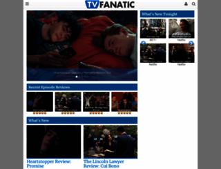 tvfanatic.com screenshot