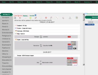 tvgame.in screenshot