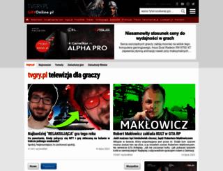 tvgry.pl screenshot