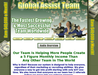 tviglobalassistteam.com screenshot