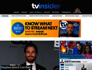tvinsider.com screenshot