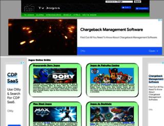 tvjogos.com.br screenshot