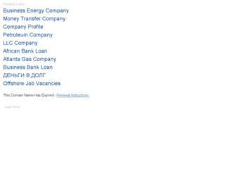 tvm-company.org screenshot