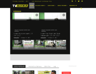 tvmakmur.com screenshot