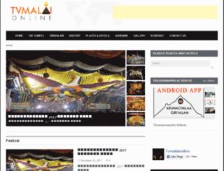 tvmalaionline.com screenshot