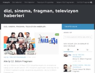 tvmedya.cinetrend.net screenshot
