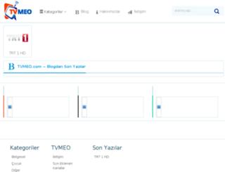 tvmeo.com screenshot