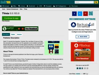 tvmia.soft112.com screenshot