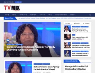 tvmix.com screenshot