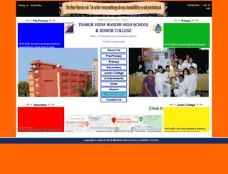 tvmmumbai.in screenshot