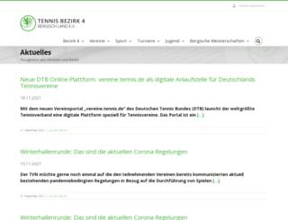 tvn-bezirk4.de screenshot