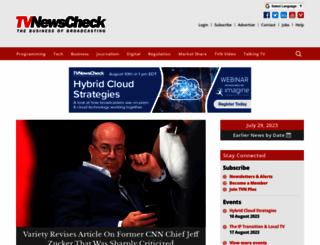 tvnewscheck.com screenshot