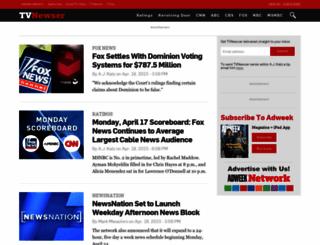 tvnewser.com screenshot