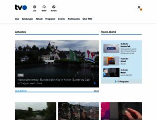 tvo-online.ch screenshot