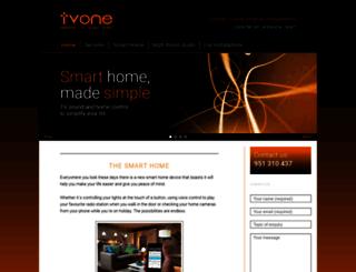 tvonespain.com screenshot