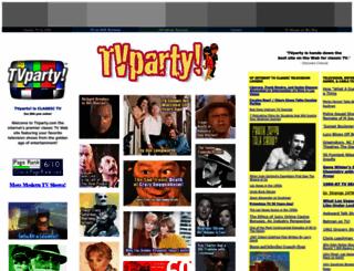 tvparty.com screenshot