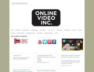 tvportals.ca screenshot
