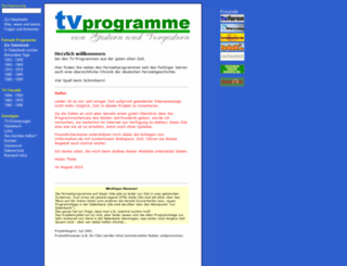 tvprogramme.net screenshot
