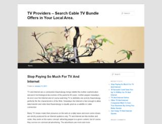 tvprovider.net screenshot