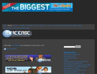 tvre1ease.com screenshot