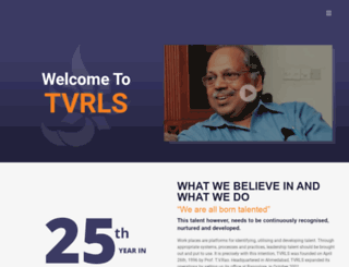 tvrls.com screenshot