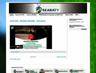 tvseara.blogspot.com.br screenshot