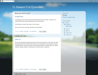 tvseasonfullepisodes.blogspot.com screenshot