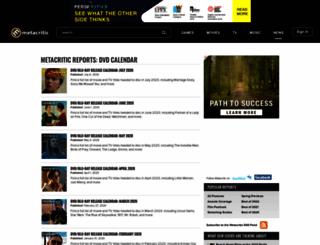 tvshowsondvd.com screenshot