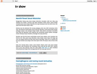 tvshowsonline4.blogspot.com screenshot