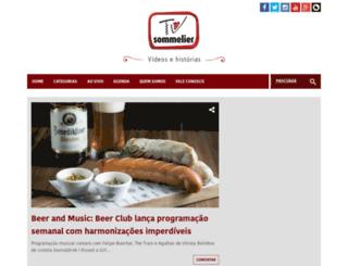 tvsommelier.com.br screenshot
