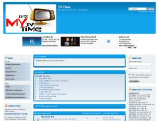 tvtime.iphpbb3.com screenshot