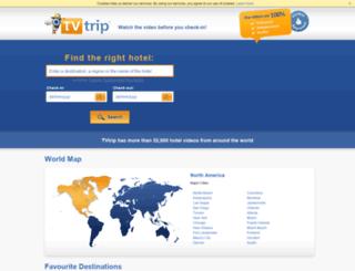 tvtrip.co.uk screenshot