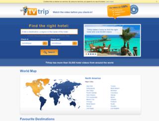 tvtrip.com screenshot