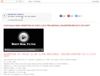 tvvidzon.blogspot.in screenshot