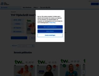 tvvonline.nl screenshot