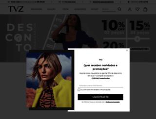tvz.com.br screenshot