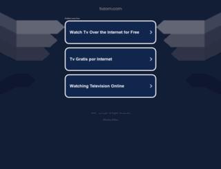 tvzom.com screenshot