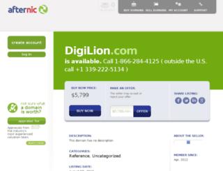 tw.digilion.com screenshot
