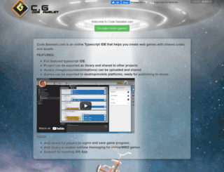 tw.gamelet.com screenshot