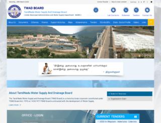 twadboard.gov.in screenshot