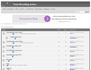 twae-fed.forum3.biz screenshot