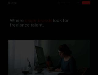 twago.es screenshot