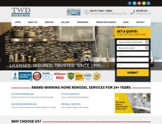 twdaz.com screenshot