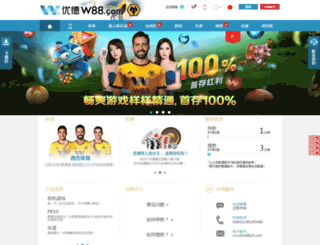 twdfanatics.com screenshot