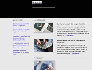tweakyourpage.com screenshot