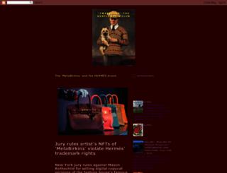 tweedlandthegentlemansclub.blogspot.ca screenshot