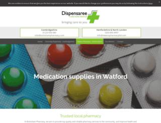tweens-pharmacy.com screenshot