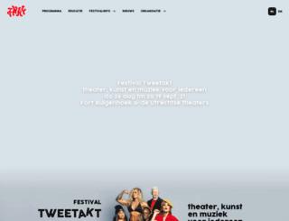 tweetakt-kaap.nl screenshot