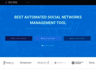 tweetjukebox.com screenshot